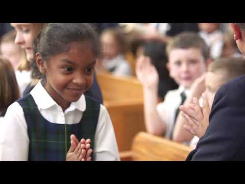 Saint Patrick Academy - Is Your Child Happy Campaign