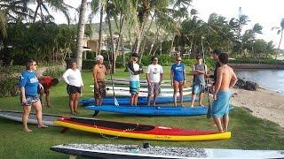 Downwind Tips: The Hawaii Kai Run