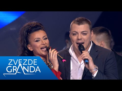 Andreana Cekic i Slobodan Vasic - Nevreme - ZG Specijal 05 - (Tv Prva 25.10.2015.)