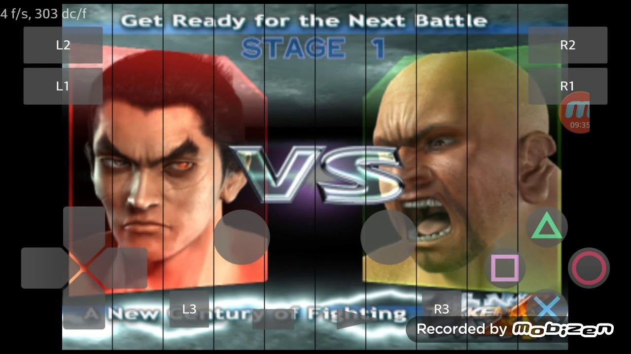 Ps2 android) tekken 4 (usa) | play! Emulator android | test game.