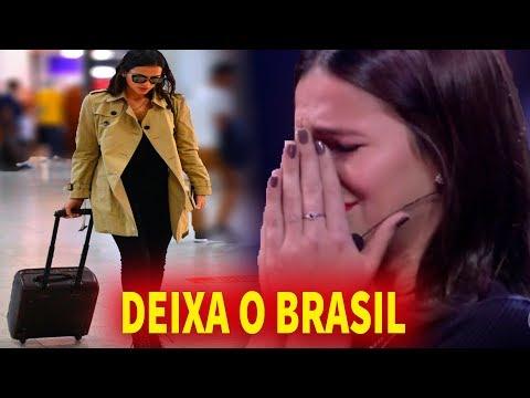 Bruna Marquezine se Afasta das Novelas e Decide Deixar o Brasil e Preocupa a todos