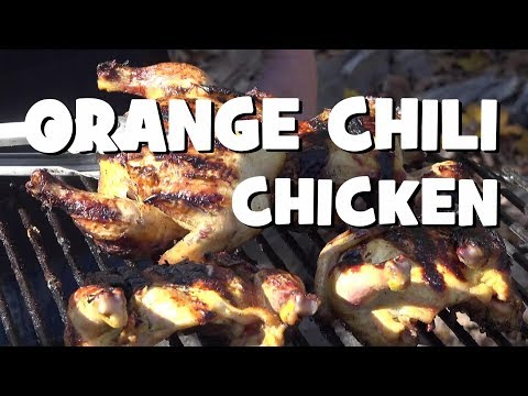 Orange Chili Chicken recipe