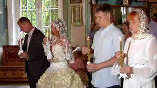 Венчание в Ивантеевке. Видеосъемка венчания
