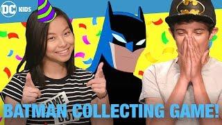 Celebrate Batman's 80th + Collecting Challenge! | Super-Fan Training | DC Kids Show