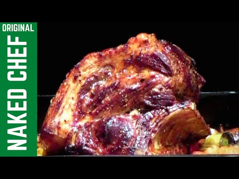 Christmas slow cooked Pork & Crackling How to Cook food recipes