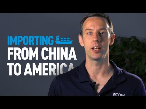 All About Ocean Sea Freight: How To Ship From China To America/Amazon