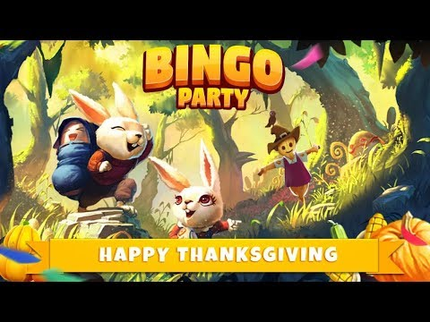 Bingo Party - Free Bingo Games Android Gameplay