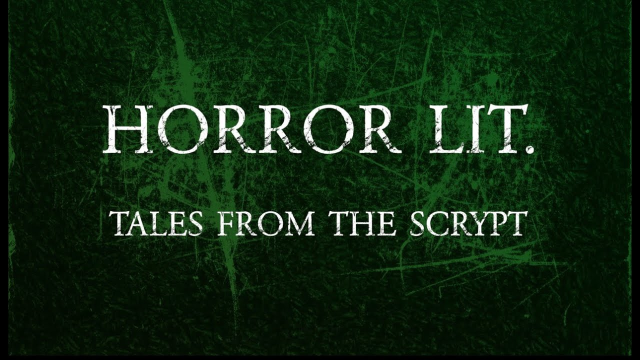 Horror Lit: Tales From the Scrypt