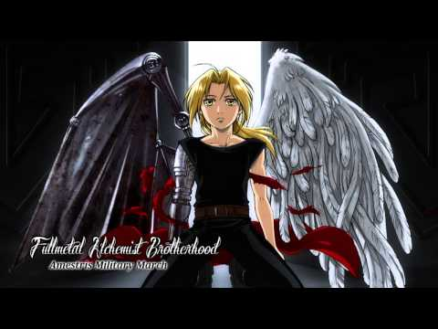 The Best Anime Melodies: [FMA: Brotherhood] Amestris Military March