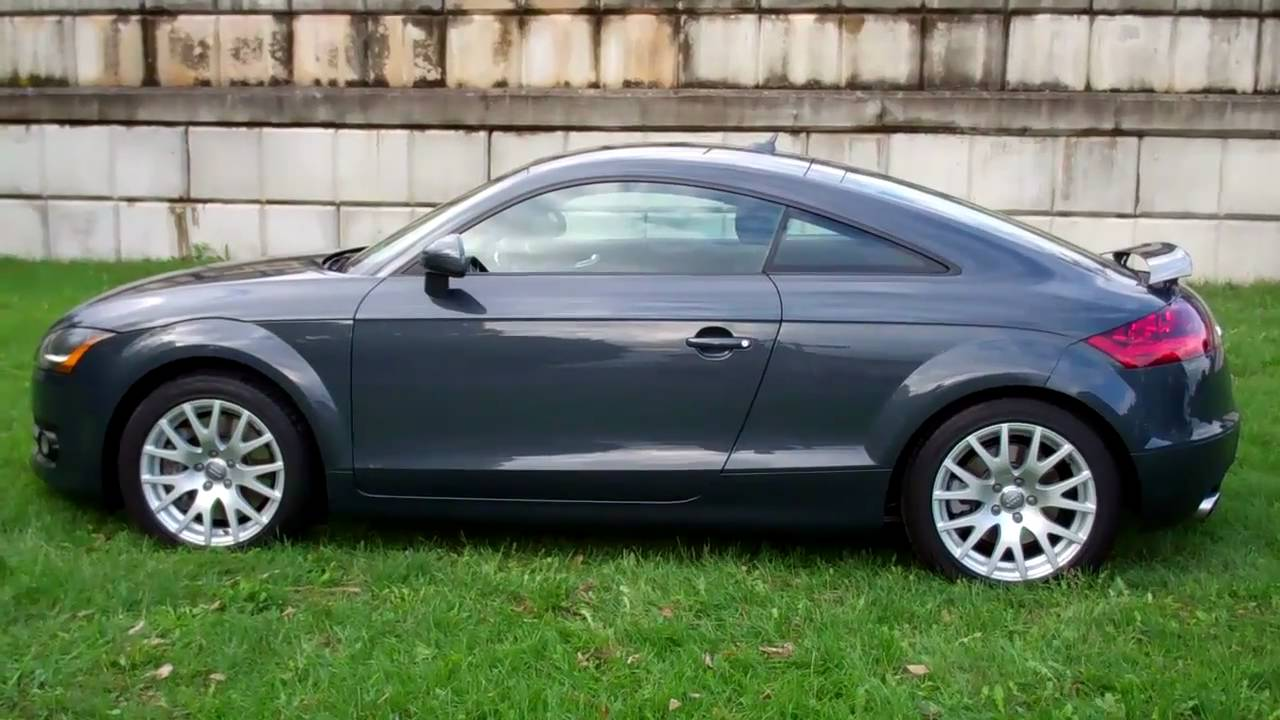2009 audi tt 3 2 quattro 6 speed manual manheim imports. Black Bedroom Furniture Sets. Home Design Ideas