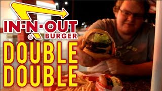 In and Out Burger Double Double