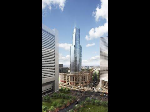 Boston Financial District's Future Tallest