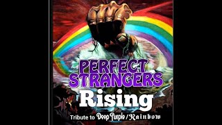 "NSE Tribute to DEEP PURPLE and RAINBOW -PERFECT STRANGERS RISING ""Burn""-NEAL SHELTON ENTERTAINMENT"