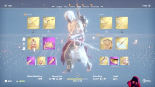 Ps4 assassin creed origins curse of the pharaohs after life