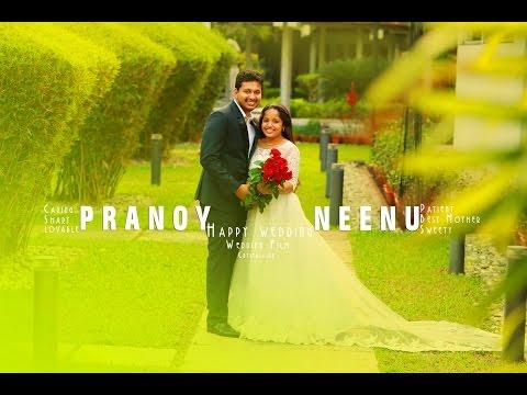 | 2017 | Kerala_splendid_Christian Wedding Highlight| Pranoy-Neenu | From Crystalline