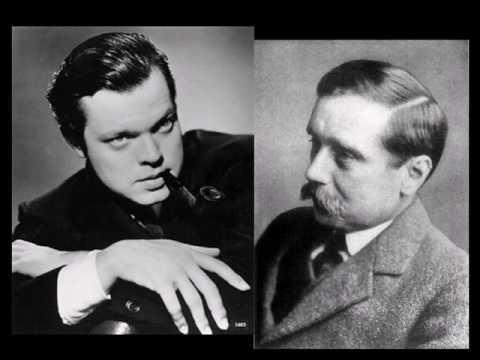 Orson Wells Meets HG Wells