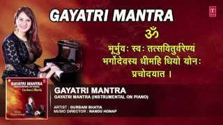 GAYATRI MANTRA INSTRUMENTAL ON PIANO BY GURBANI BHATIA