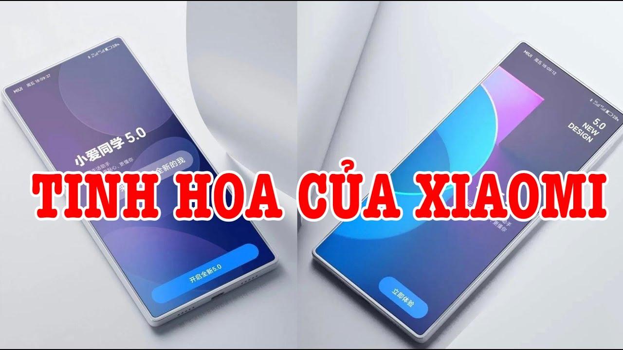Tư vấn điện thoại tinh hoa nhất của Xiaomi đang được phát triển?