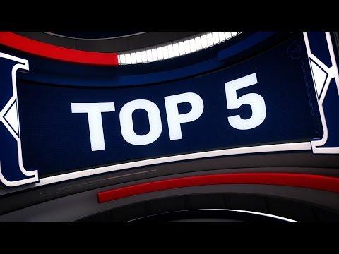 Top 5 NBA Plays Of The Night April 20, 2017