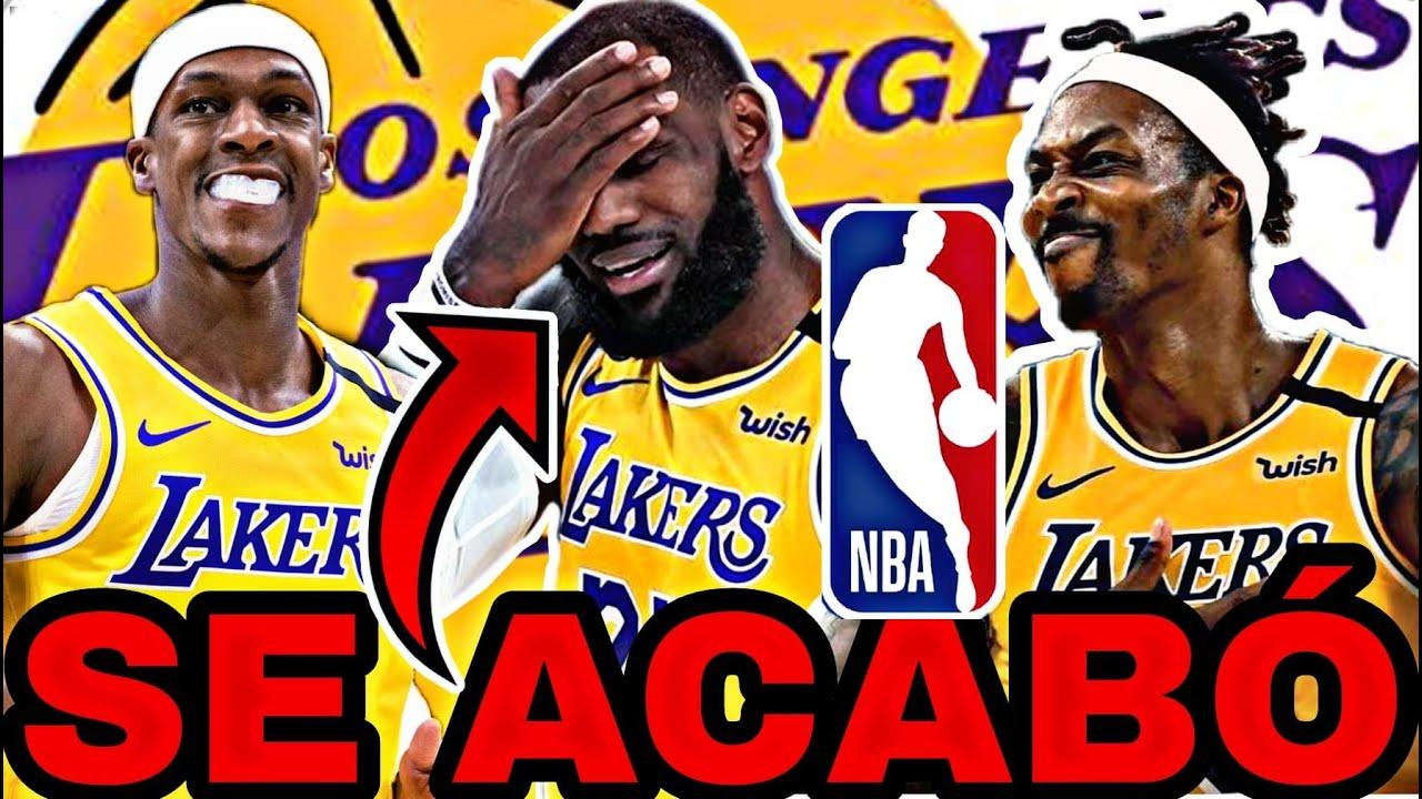 🚨 ALARMA!! ⚠️ LEBRON NO JUEGA!!?? 🔥 RENOVACIONES y LAKERS en REBELDÍA NBA!!