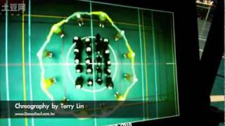 陳冠希 edison chen mr sandman 官方舞蹈設計 by terry lin