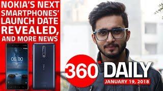 Nokia's Next Smartphones