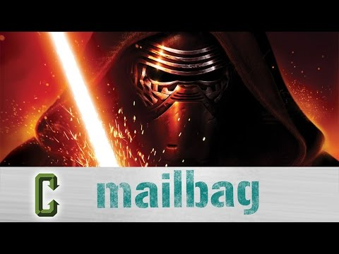 Collider Mail Bag - Will Star Wars: The Force Awakens Hype Cloud Our Reactions?