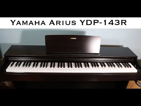 yamaha digital piano arius ydp electric piano review. Black Bedroom Furniture Sets. Home Design Ideas