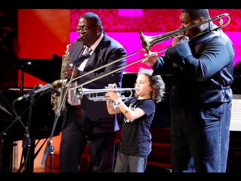 SANT ANDREU JAZZ BAND ( 2011) UNDECIDED & JESSE DAVIS & WYCLIFFE GORDON