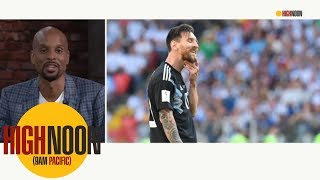 Is Lionel Messi's missed penalty in Argentina vs. Iceland a big deal? | High Noon | ESPN