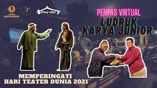 Download Ludruk Karya Junior   Regane Bantengan   Hari Teater Dunia 2021   Warung Rakyat   Karya Budaya