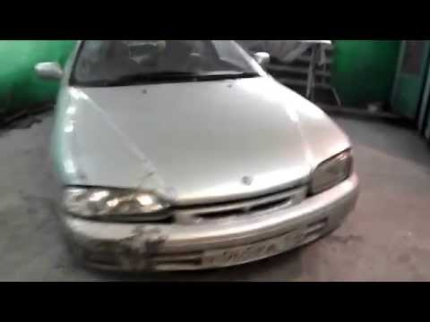 Project Nissan Presea Part1