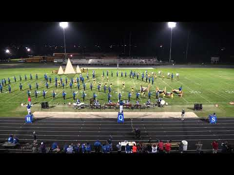 Quincy Senior High School - Marching Blue Devils