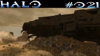 HALO 1 | #021 - Die Pillar of Autumn  | Let's Play Halo The Master Chief Collection (Deutsch/German)