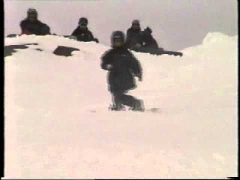PSIA-RM CS2 Snowboarder Ben