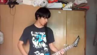cover de la banda japonesa stance punks.