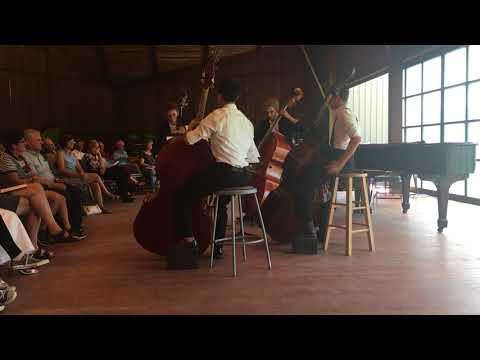 Boston University Tanglewood Institute TOP Dave Anderson Quartet