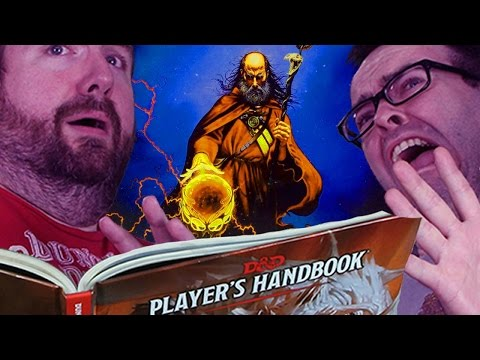Wizards: Classes in 5e Dungeons & Dragons Part 4 - Web DM