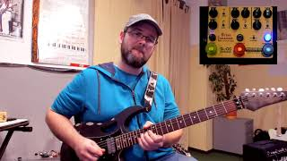 Rodenberg SL-OD Overdrive – Steve Lukather Signature pedal Demo