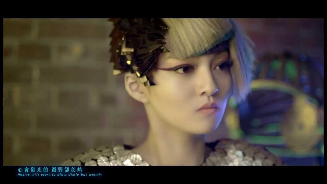 張韶涵 為愛而活 Official MV - YouTube
