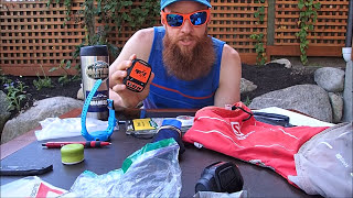 Trail Running 10 Essentials for Safe Mountain / Backcountry Adventures