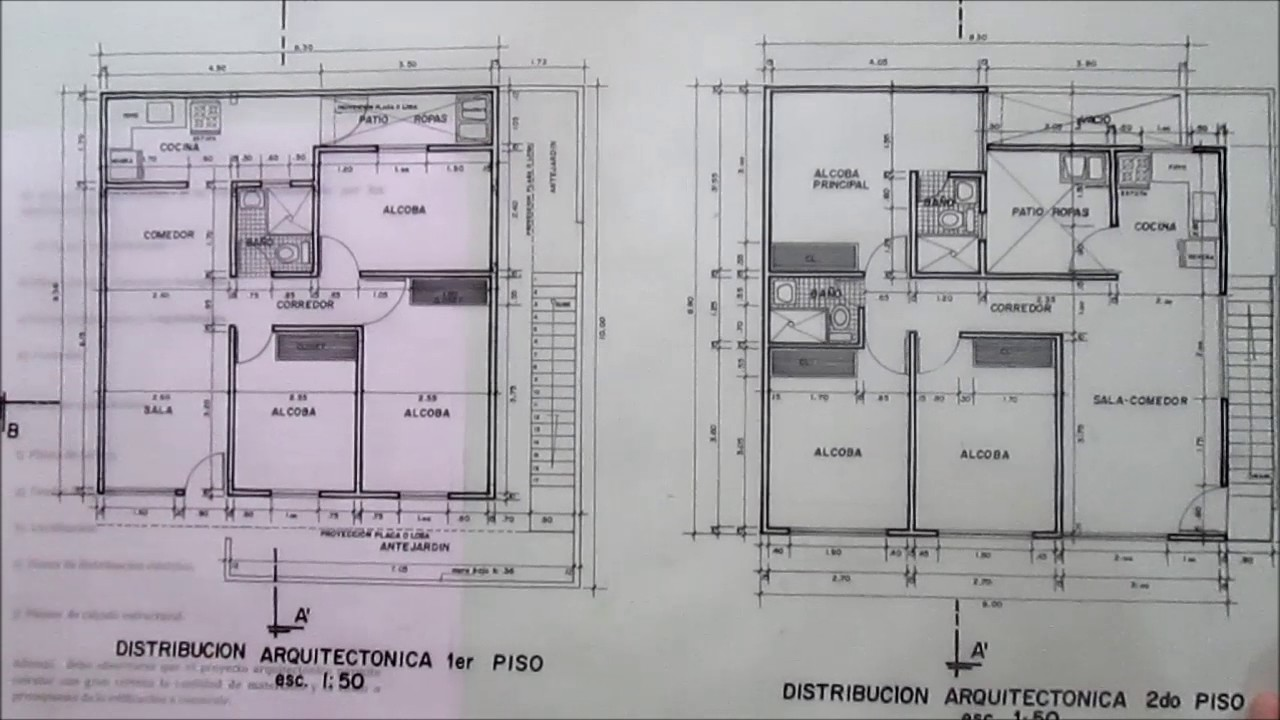 Dibujo t cnico arquitect nico elementos conceptuales for Simbologia de planos arquitectonicos pdf