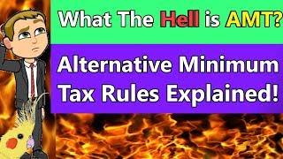 Baixar What is Alternative Minimum Tax? (AMT Rules Explained 2018) (How Alternative Minimum Tax Works)