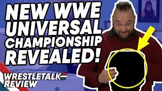 WWE SmackDown In About 4 Minutes… (Nov. 8, 2019) NEW WWE Universal Title REVEALED! | WrestleTalk