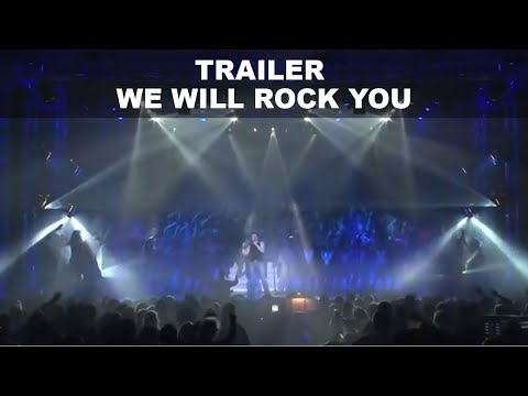 KILLERQUEEN Trailer (We Will Rock You)
