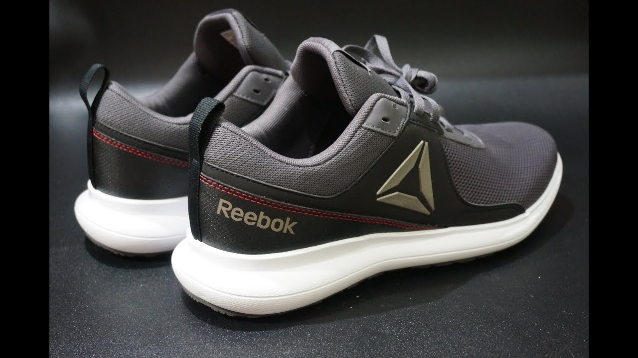 bd3c4381eae4 Unboxing Reebok Driftium Men for Running