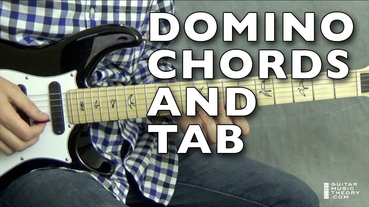 Van Morrison Domino Chords And Tab Youtube