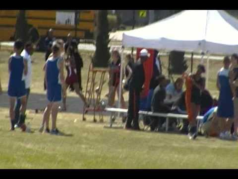 Choctaw High School Girls 4x800 Relay.MP4