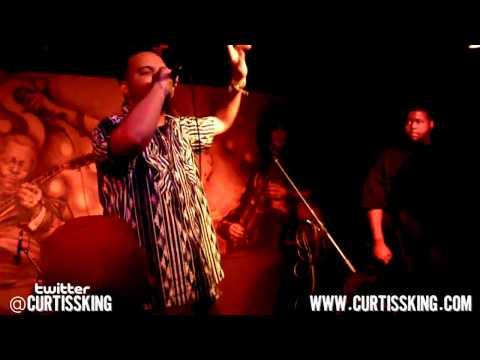 Curtiss King - Sinbad (Live in Bakersfield) (11-22-2012)