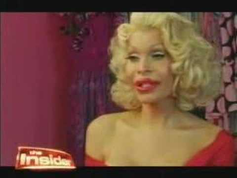 Amanda Lepore on The Insider 2006